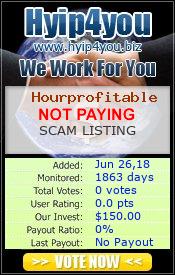 Monitored by hyip4you.biz